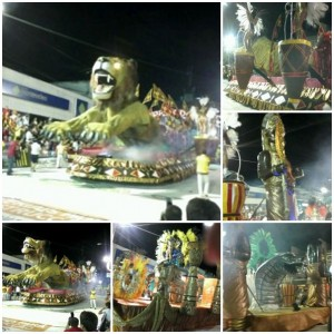 Carnaval de Artigas 2013 Emperadores