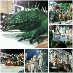 Rampla carnaval de Artigas